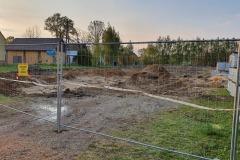 Budowa kompleksu sportowego w Facmiech - Skawina