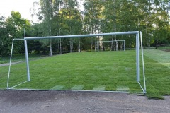 Budowa boiska sportowego w Parku Doroty i Maćka - Kraków